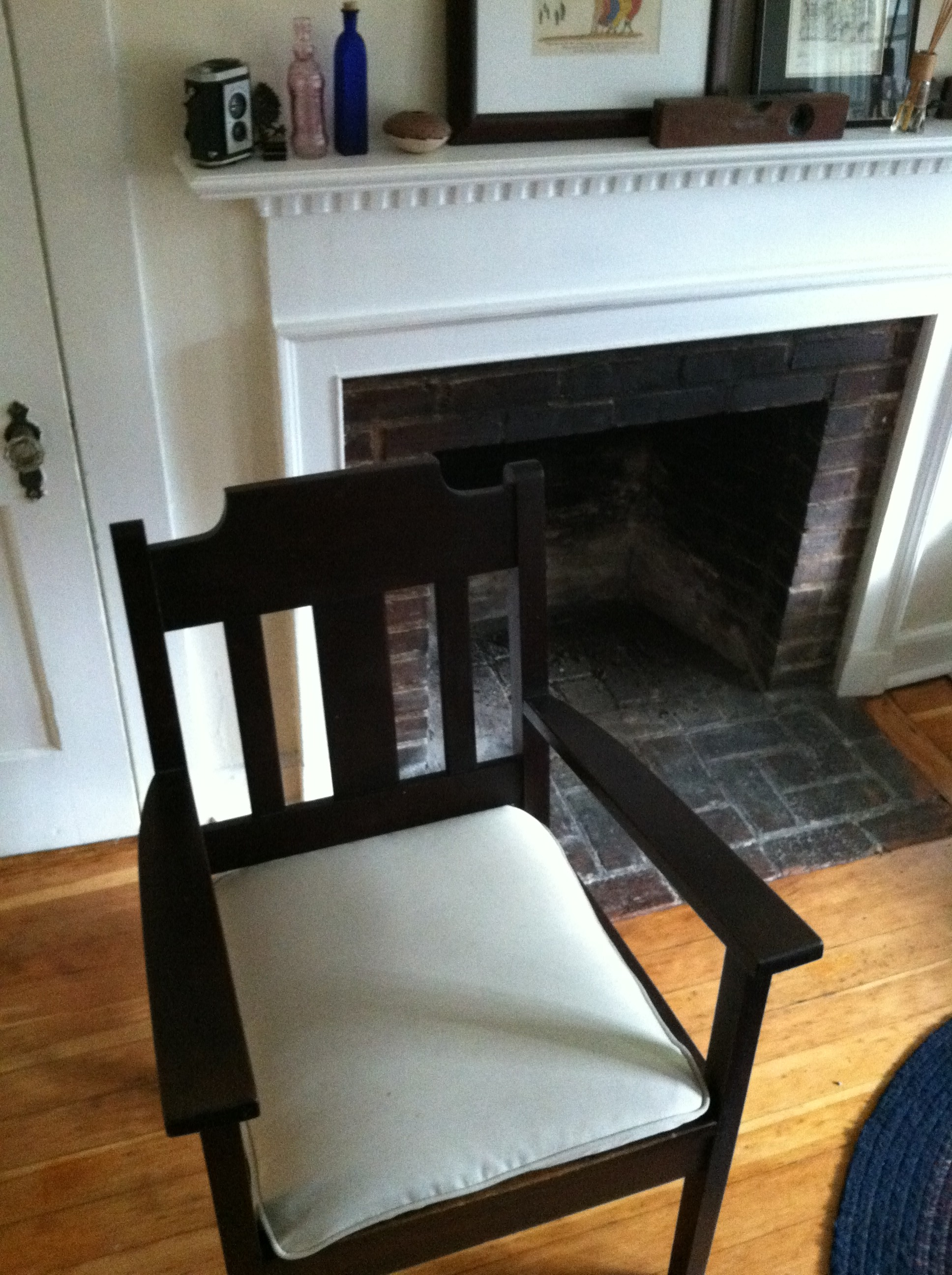 Historic Chair Preservation Project