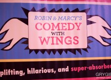 Comedy With Wings
